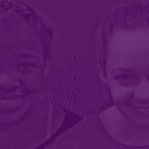 Purple Children Matter Box
