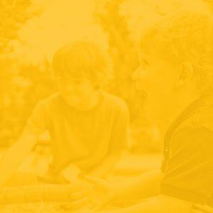 Yellow Children Matter Box